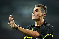 FUSSBALL   1. BUNDESLIGA   SAISON 2011/2012   SUPERCUP FC Schalke 04 - Borussia Dortmund            23.07.2011 Schiedsrichter Knut KIRCHER