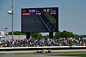 Verizon IndyCar Series<br /> IndyCar Grand Prix<br /> Indianapolis Motor Speedway, Indianapolis, IN USA<br /> Saturday 13 May 2017<br /> Alexander Rossi, Andretti Herta Autosport with Curb-Agajanian Honda<br /> World Copyright: Scott R LePage<br /> LAT Images<br /> ref: Digital Image lepage-170513-indy-4441
