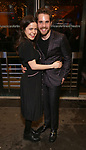 "Ben Platt and Molly Gordon Attends the Broadway Opening Night of ""All My Sons"" at The American Airlines Theatre on April 22, 2019  in New York City."