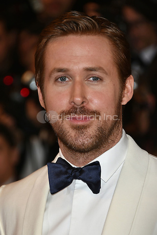 Ryan Gosling<br /> 'The Nice Guys' screening arrivals during the 69th International Cannes Film Festival, France May 15, 2016.<br /> CAP/PL<br /> &copy;Phil Loftus/Capital Pictures /MediaPunch ***NORTH AND SOUTH AMERICA ONLY***
