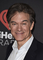 LAS VEGAS, NV - SEPTEMBER 24:  Dr. Mehmet Oz at day 2 of the 2016 iHeartRadio Music Festival at the T-Mobile Arena on September 24, 2016 in Las Vegas, Nevada. Credit: mpi99/MediaPunch