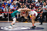2020 Pac-12 Wrestling Championships, March 7, 2020