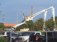 2017 FPL Hurricane Irma damage in  Sarasota, Fla. on Sept. 13, 2017.
