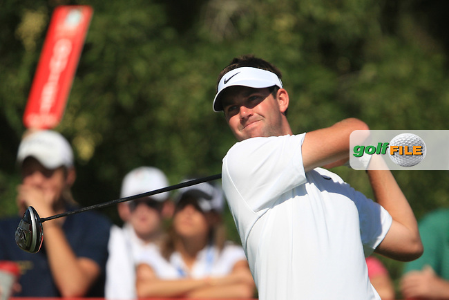 Scott Jamieson (SCO) on the third day of the DUBAI WORLD CHAMPIONSHIP presented by DP World, Jumeirah Golf Estates, Dubai, United Arab Emirates.Picture Denise Cleary www.golffile.ie