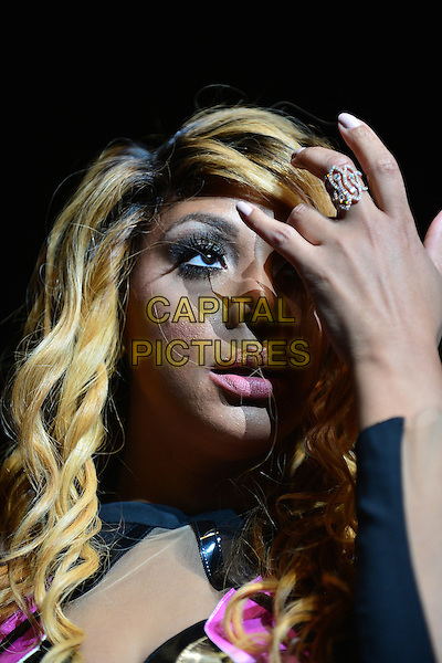 MIAMI BEACH, FL - MAY 16: Tamar Braxton performs at Fillmore Miami Beach on May 16, 2014 in Miami Beach, Frorida, USA. <br /> CAP/MPI10<br /> &copy;MPI10/Capital Pictures