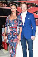 Katya &amp; Neil Jones at the premiere of &quot;xXx-Return of Xander Cage&quot; at the O2 Cineworld, London, UK. <br /> 10th January  2017<br /> Picture: Steve Vas/Featureflash/SilverHub 0208 004 5359 sales@silverhubmedia.com