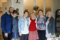 Visiting Aunt Irene and Cousin Eva in Warsaw