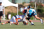 Philadelphia Barrage vs Los Angeles Riptide.Home Depot Center, Carson California.Anthony Kelly (#34) and Jason Motta (#21).506P9017.JPG.CREDIT: Dirk Dewachter