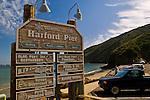 Hanford Pier, Port San Luis, San Luis Obispo County, California