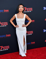 """LOS ANGELES, USA. August 14, 2019: Brianne Tju at the premiere of """"47 Meters Down: Uncaged"""" at the Regency Village Theatre.<br /> Picture: Paul Smith/Featureflash"""