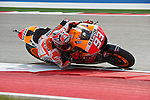 austin. tejas. USA. motociclismo<br /> GP in the circuit of the americas during the championship 2014<br /> 10-04-14<br /> En la imagen :<br /> free practices moto GP<br /> marc marquez<br /> photocall3000 / rme
