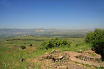 Golan Heights, Tel Faher or Mitzpe Golani