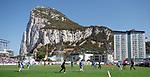 09.07.2019: St Joseph's v Rangers: The rock of Gibraltar