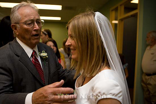 Maddie Quayle, Dave Scott wedding.Monday August 3, 2009 in South Jordan. ed quayle