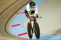 Picture by Alex Whitehead/SWpix.com - 22/03/2018 - Cycling - 2018 UCI Para-Cycling Track World Championships - Rio de Janeiro Municipal Velodrome, Barra da Tijuca, Brazil - Darren Hicks of Australia competes in the Men's C2 Individual Pursuit qualifying.