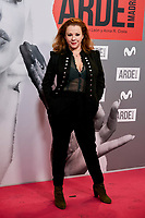 Maria Delgado attends to ARDE Madrid premiere at Callao City Lights cinema in Madrid, Spain. November 07, 2018. (ALTERPHOTOS/A. Perez Meca) /NortePhoto.com
