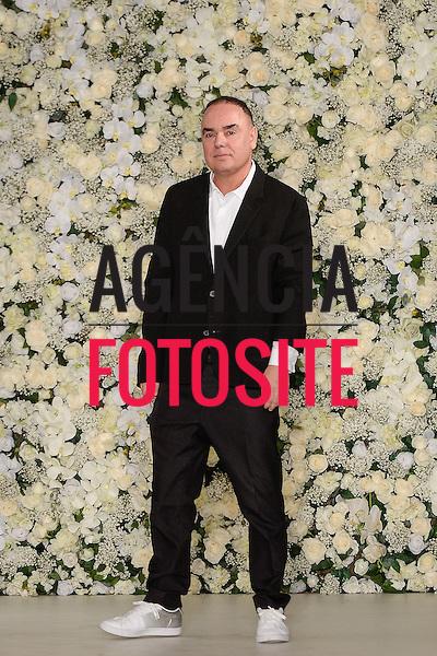 Reinaldo Lourenco<br /> <br /> Sao Paulo Fashion Week- Verao 2016<br /> Abril/2015<br /> <br /> foto: Ze Takahashi/Agencia Fotosite
