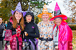 Enjoying Tralee's Run in the Park Halloween 5km fancy dress run on Saturday were l-r  Siobhan Kearney, Maeve Higgins, Teresa Grimes and Margaret Wharton