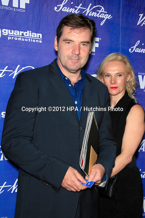 LOS ANGELES - SEP 21:  Brendan Coyle arrives at the Variety and Women in Film Pre-Emmy Event at Scarpetta on September 21, 2012 in Beverly Hills, CA