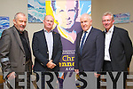 Keith Donald, Victor Flynn, Minister Jimmy Deenihan Kieran Ruttledge pictured at the Christy Hennessy weekend, held in the Carlton Hotel, Tralee on Saturday evening.