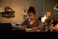 Taylor Russell in Down a Dark Hall (2018) <br /> *Filmstill - Editorial Use Only*<br /> CAP/RFS<br /> Image supplied by Capital Pictures