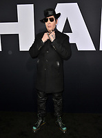 LOS ANGELES, CA. October 17, 2018: Marilyn Manson at the premiere for &quot;Halloween&quot; at the TCL Chinese Theatre.<br /> Picture: Paul Smith/Featureflash