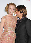 LOS ANGELES, CA - JANUARY 12: Nicole Kidman and Keith Urban attend the 2013 G'Day USA Black Tie Gala at JW Marriott Los Angeles at L.A. LIVE on January 12, 2013 in Los Angeles, California.