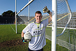 SPORT: ALL-IRELAND FOOTBALL SEMI-FINAL PREVIEW: Kerry goalkeeper Brian Kelly pictured in training at Fitzgerald Stadium, Killarney.<br /> Picture by Don MacMonagle