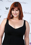"""Actress Sara Rue arrives at The Los Angeles Premiere of """"Vicky Cristina Barcelona"""" at the Mann Village Theatre on August 4, 2008 in Westwood, California."""