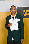 Genesis Subritzky, Athlete with a Disability. ASB College Sport Young Sportperson of the Year Awards 2007 held at Eden Park on November 15th, 2007.