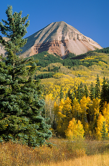 Engineer Mountain, Colorado