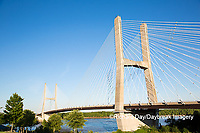 65095-02316 Bill Emerson Memorial Bridge over Mississippi River Cape Girardeau, MO
