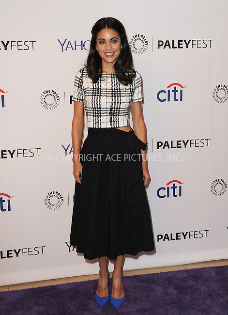 WWW.ACEPIXS.COM<br /> <br /> September 12 2015, LA<br /> <br /> Kate Simses attending the ABC Fall preview of 'Dr. Ken' at The Paley Center for Media in Beverly Hills, Ca.<br /> <br /> <br /> By Line: Peter West/ACE Pictures<br /> <br /> <br /> ACE Pictures, Inc.<br /> tel: 646 769 0430<br /> Email: info@acepixs.com<br /> www.acepixs.com