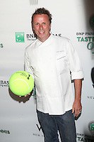 Chef Marc Murphy of Landmarc attends the 13th Annual 'BNP Paribas Taste of Tennis' at the W New York.  New York City, August 23, 2012. © Diego Corredor/MediaPunch Inc. /NortePhoto.com<br />