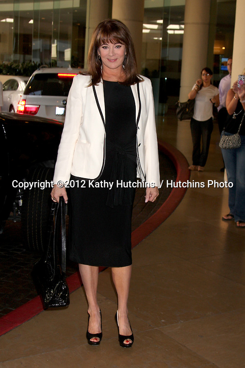 LOS ANGELES - AUG 2:  Patricia Richardson arrives at the Hallmark Channel TCA Press Tour 2012 at Beverly Hilton Hotel on August 2, 2012 in Beverly Hills, CA
