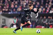 December 5th 2017, Allianze Arena, Munich, Germany. UEFA Champions league football, Bayern Munich versus Paris St Germain;  10 NEYMAR JR (psg)