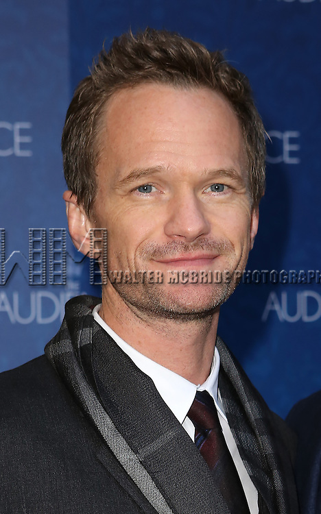 Neil Patrick Harris attends the Broadway Opening Night Performance of 'The Audience' at The Gerald Schoendeld Theatre on March 8, 2015 in New York City.
