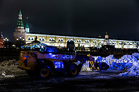 Kremlin Artificial Snow