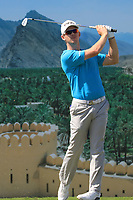 Brandon Stone (RSA) during the final round of the Oman Open, Al Mouj Golf, Muscat, Sultanate of Oman. 03/03/2019<br /> Picture: Golffile | Phil Inglis<br /> <br /> <br /> All photo usage must carry mandatory copyright credit (&copy; Golffile | Phil Inglis)