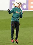 AFC Ajax's Klass Jan Huntelaar during training session. February 19,2020.(ALTERPHOTOS/Acero)