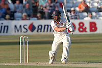 Ryan ten Doeschate hits 4 runs for Essex during Essex CCC vs Somerset CCC, Specsavers County Championship Division 1 Cricket at The Cloudfm County Ground on 25th June 2018