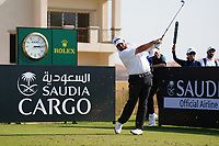 Shane Lowry (IRL) on the 11th during Round 1 of the Saudi International at the Royal Greens Golf and Country Club, King Abdullah Economic City, Saudi Arabia. 30/01/2020<br /> Picture: Golffile | Thos Caffrey<br /> <br /> <br /> All photo usage must carry mandatory copyright credit (© Golffile | Thos Caffrey)