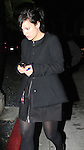 2-18-09.Lily Allen leaving ShamRock Tattoo on Sunset blvd in Hollywood California around 2am with Lindsay Lohan. They were inside about 40 minutes getting tattoos ..www.AbilityFilms.com.805-427-3519.AbilityFilms@yahoo.com