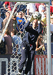 23 May 2006: Kasey Keller (USA). The United States Men's National Team lost 1-0 to their counterparts from Morocco at the Nashville Coliseum in Nashville, Tennessee in a men's international friendly soccer game.
