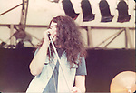 Gillan Castle Donnington Monsters of Rock 1982 Donnington 1982
