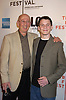 "Anton Yelchin and father Victor ..at the world Premiere of ""Fierce People"" at the Tribeca Film Festival on April 24, 2005 at the Tribeca Performing Arts Center. ..Photo by Robin Platzer, Twin Images"