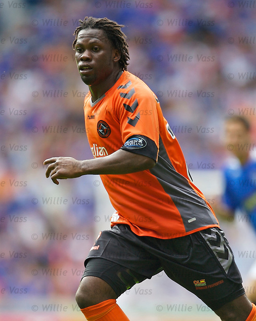 Collin Samuel, Dundee Utd.stock season 2006-2007.pic willie vass