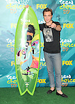 Ed Westwick at The Fox 2009 Teen Choice Awards held at Universal Ampitheatre  in Universal City, California on August 09,2009                                                                                      Copyright 2009 DVS / RockinExposures