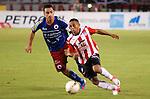 Atletico Junior derroto 2 x 0 al deportivo pasto<br /> en la liga postobon del futbol colombiano