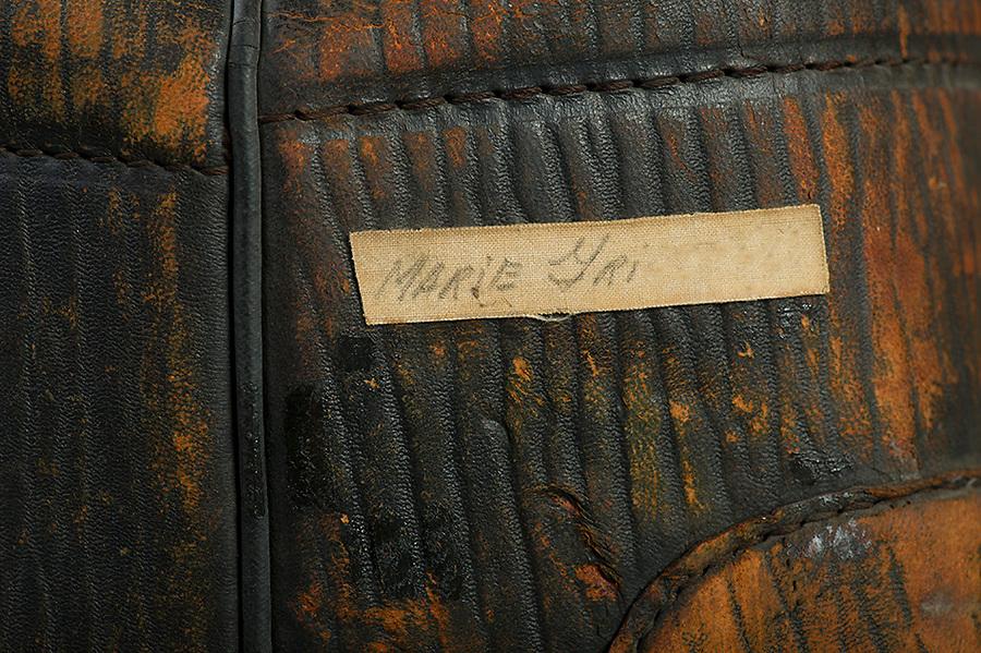 Willard Suitcases<br /> &copy;2013 Jon Crispin<br /> Marie G
